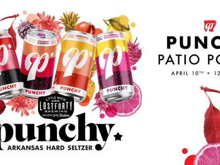 SPRINGTIME CALLS FOR PUNCHY PARTIES at Lost Forty