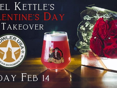 Valentine's Day at Rebel Kettle