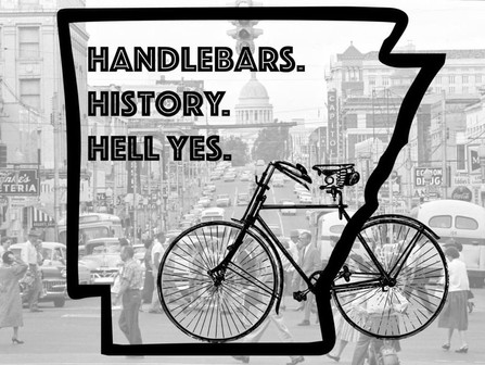 2018 Preserve Arkansas Most Endangered Places Bike Ride