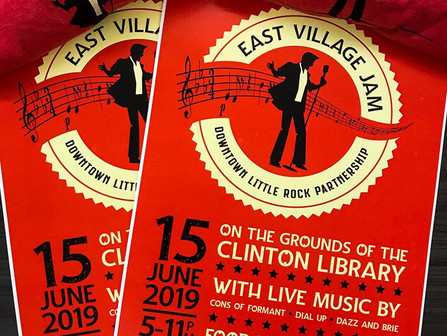 2019 East Village Jam-Sat. June 15 from 5pm-11pm