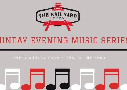 Sunday Evening Music Series at The Rail Yard