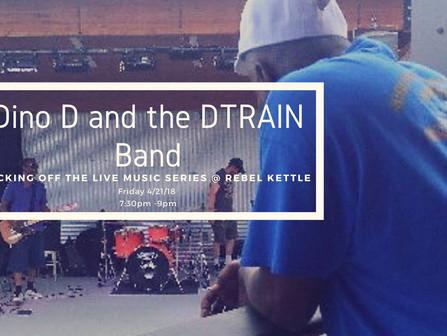 Rebel Kettle kicks off their Beer Garden Concert Series