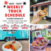 The Rail Yard LR It's fall, y'all! Come enjoy it with us in The Yard this week ✔️ 🍁 🚚 🤗