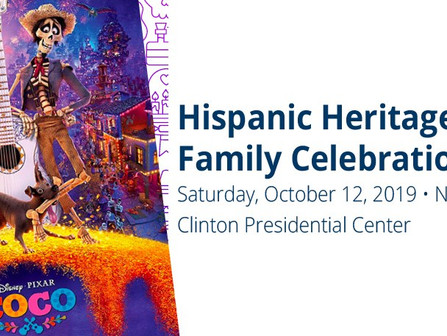 Hispanic Heritage Month Family Celebration at the Clinton Presidential Center