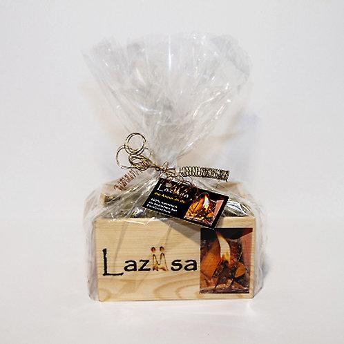 «Lazüsa» COMPACT Geschenkverpackung