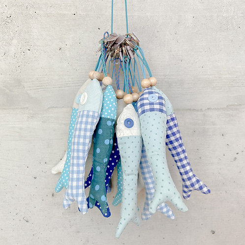 Fisch-Schlüsselanhänger