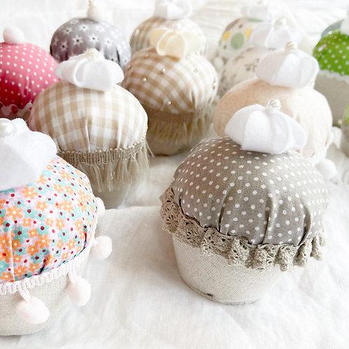 Cupcake-Nadelkissen