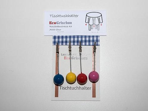 Tischtuch-Halter