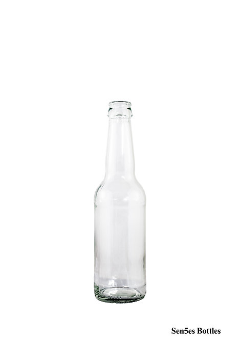 330ml Clear Cider Bottle