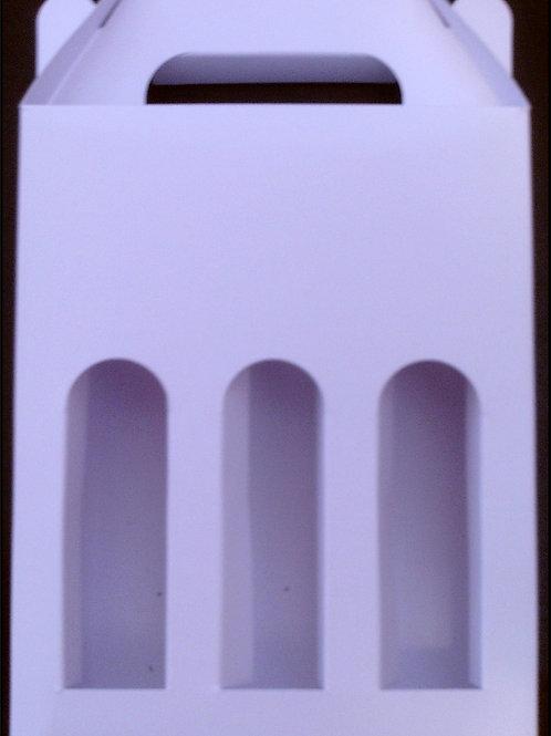 3 x 150ml White Box