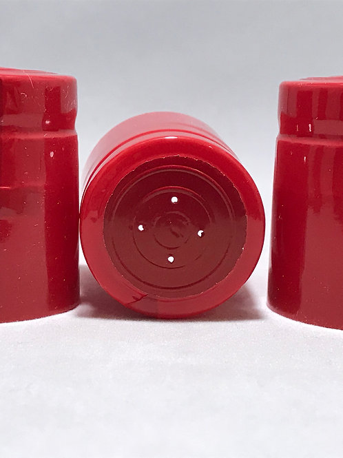 31 x 40mm Red Gloss Capsule