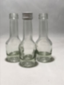 20ml Miniature Portion Glass Bottle