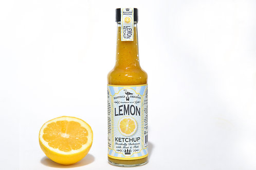 6 x 150ml Hastings Original Lemon Ketchup