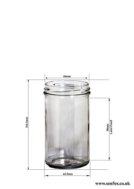 277ml Tall Jar