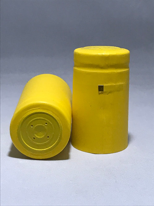 31 x 55mm Yellow Capsule