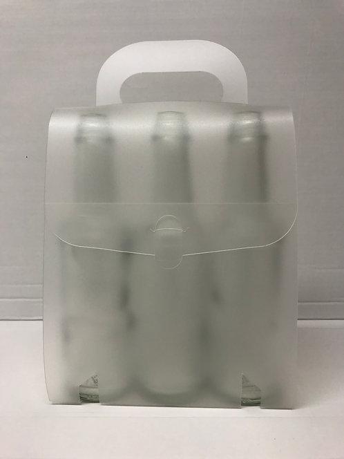 3 x 150ml Clear Bottle Wrap