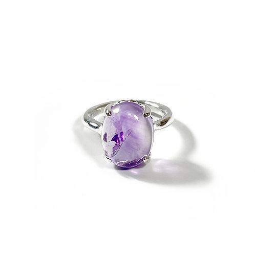Amethyst ring R131