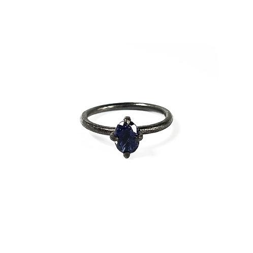 Iolite Sunstone ring UR137