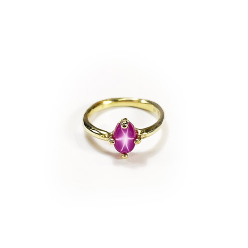 Star Ruby Ring  R113