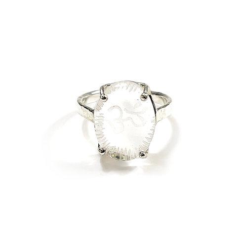 Fortune ring -Aum-  R116