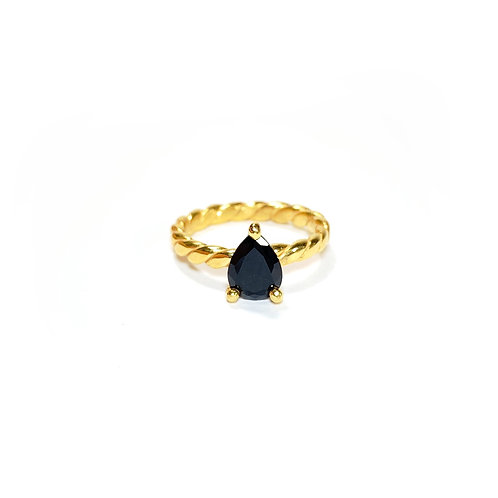 Onyx Ring  R095
