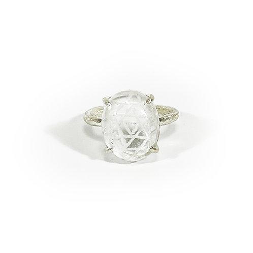 Fortune ring -Shri Yantra- R125