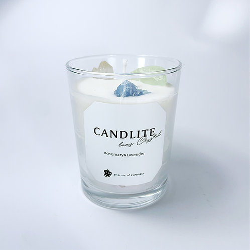 CANDLITE - Loves Crystal - C004