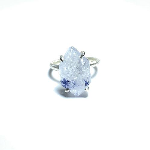 Dumortierite ring R018
