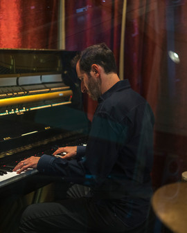 Andrew Gross Composing for Piano
