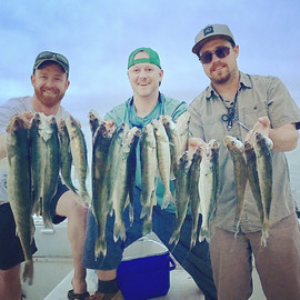 lake st. clair fishing charter