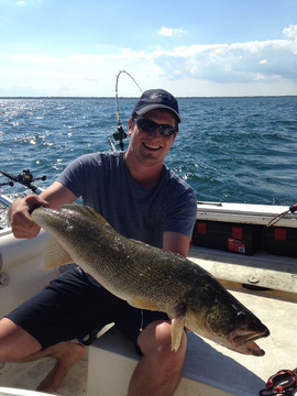 apex angling walleye
