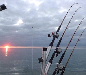 FISHING CHARTER ERIEAU