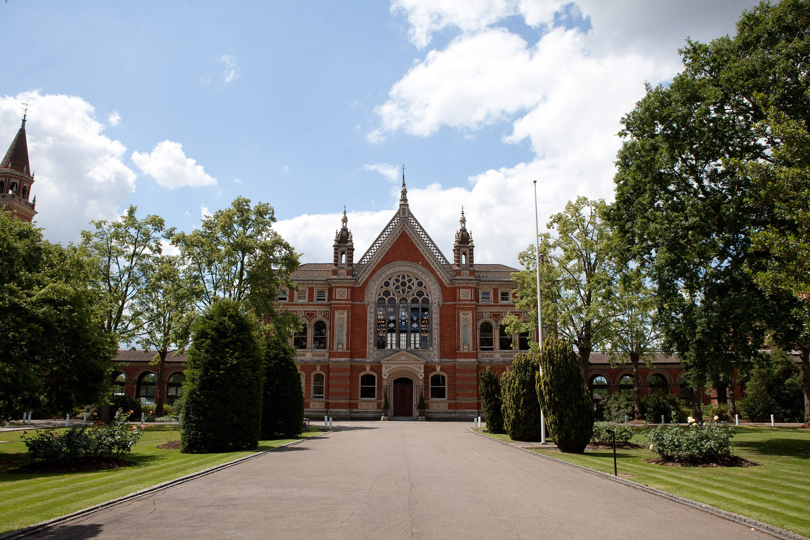 Dulwich College - Barry Building externa