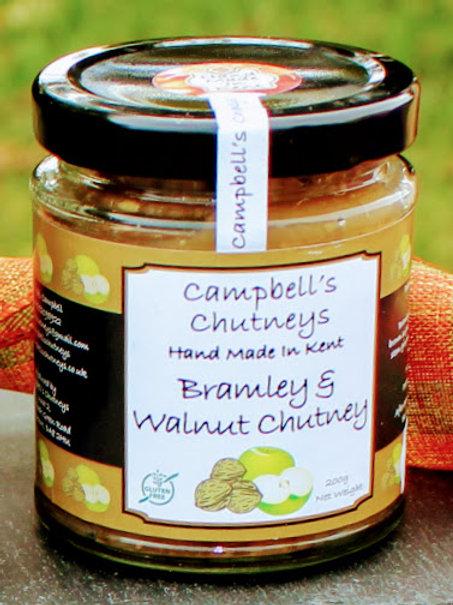 Bramley & Walnut Chutney