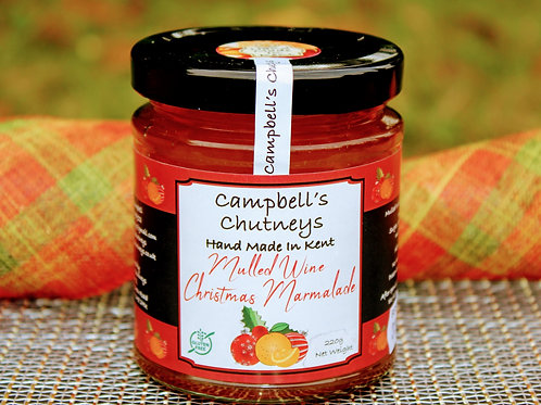 Mulled Wine Christmas Marmalade