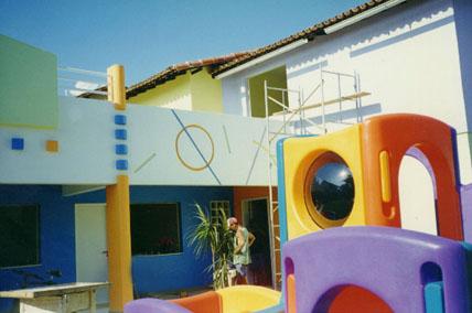 Creche - Projeto Ruy Rezende