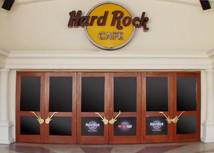 Hard Rock Café - Barra da Tijuca