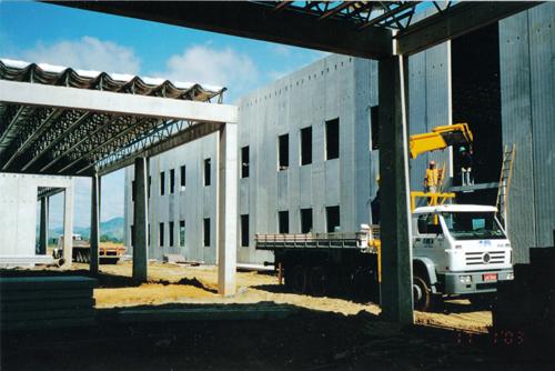 Indústria Granado Novas Instalações