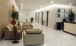 Hall de Acesso ao Centro Médico II
