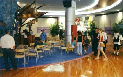 Área Comum NYCC - Barra da Tijuca