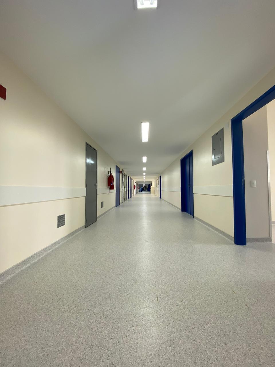 Reforma Enfermarias Hospital Universitário Fundão (5º, 8º, 9 e 10º Pavimentos)