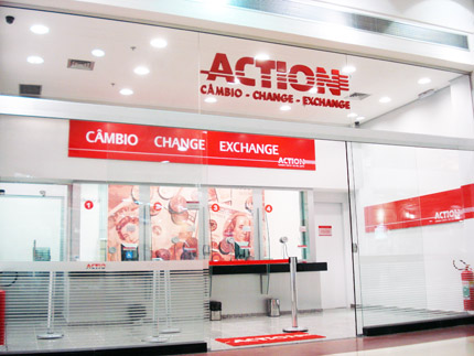 Action - Shopping Nova América