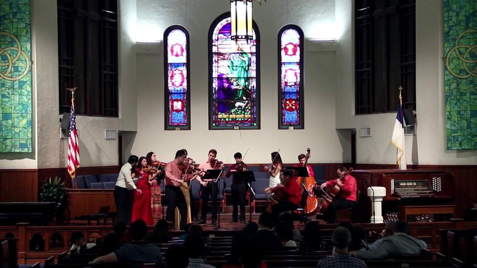 Serenade for Strings - Josef Suk