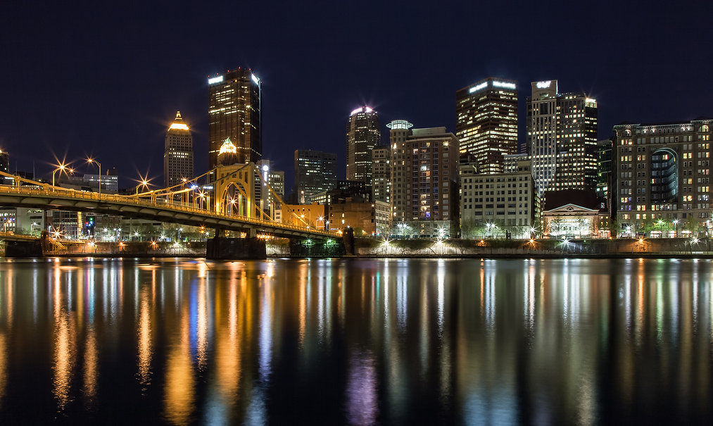 Pittsburgh Skyline At Night.jpg