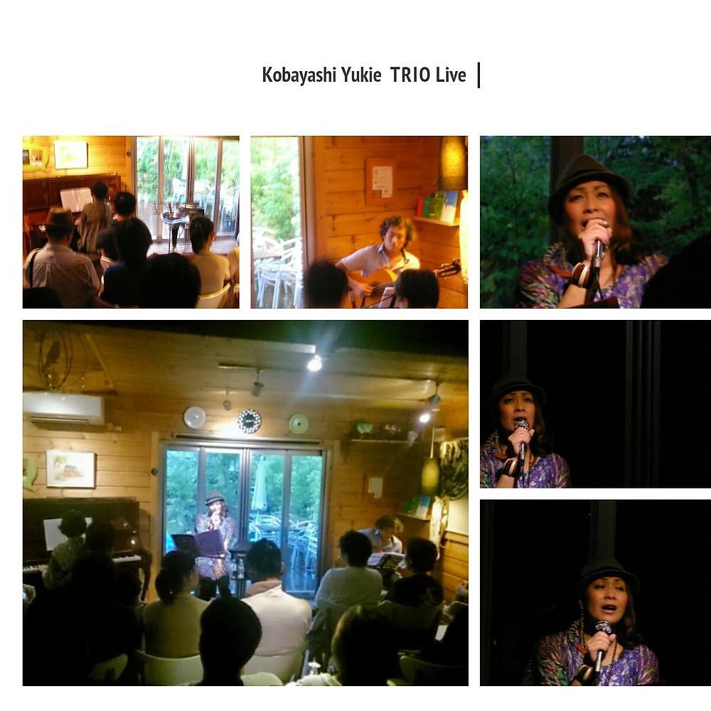 kobayashiYukieTRIO Live