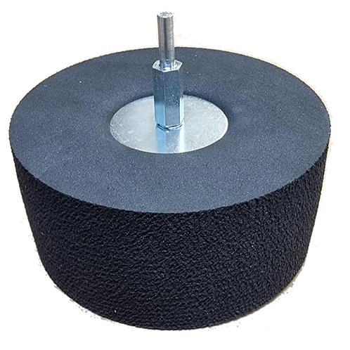 Findrum Foam Drum Sander 6mm Fixing