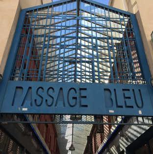 Passage Bleu Nancy