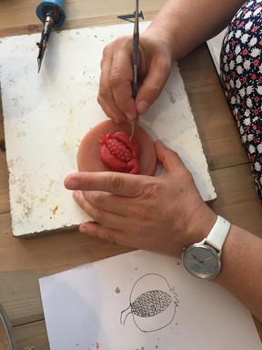 Les ateliers créatifs de chez Helmut et Petula