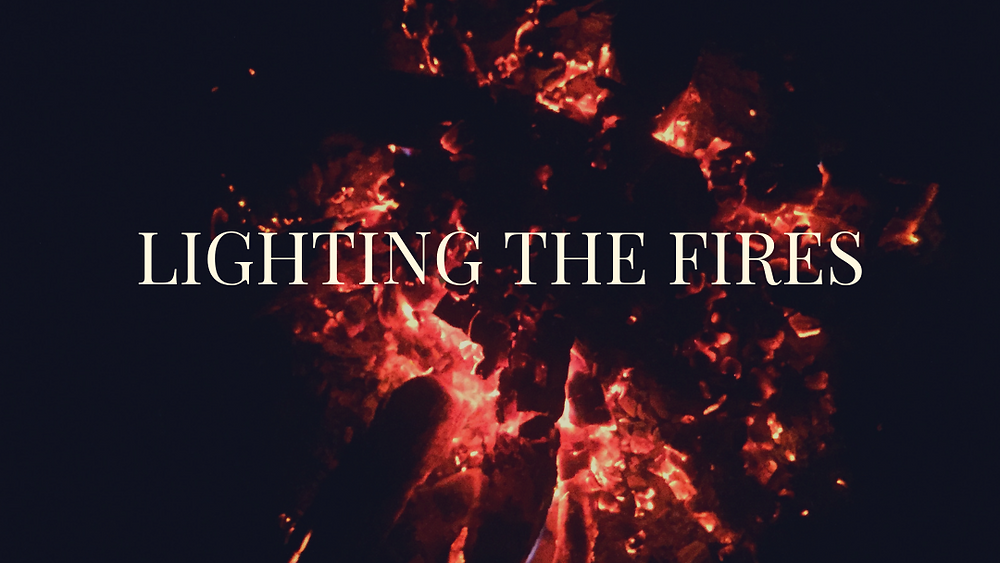 Fire blog | Awakening | Feminine Arts