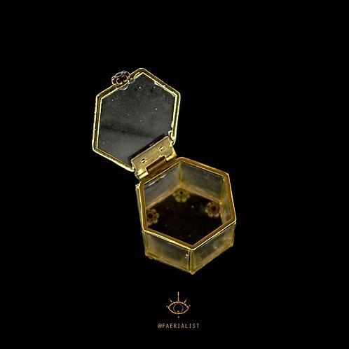 Jewellery Box -Hexagonal